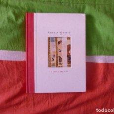 Arte: ANGELA GARCIA. PUNTO Y SEGUIDO. UNIVERSIDAD VALENCIA. 2004 117PP. Lote 103913063