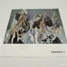 Arte: THARRATS, BERTHA SCHAFFER GALLERY, 1964, NEW YORK. 18X18CM. Lote 104139951