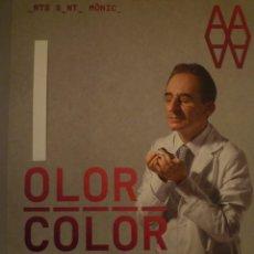 Arte: OLOR COLOR. ARTE Y PEDAGOGÍA. COLECCIÓN ERNESTO VENTÓS. SANTA MÒNICA. BARCELONA. 2011. Lote 104236035