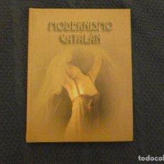 Arte: MODERNISMO CATALAN. CAIXA VIGO 2000 167PP. Lote 105986391