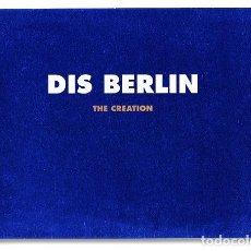 Arte: DIS BERLIN – THE CREATION. TEXTO DE JAVIER UTRAY. GALERÍA BUADES EN ART BASEL '90, BASILEA 1990. Lote 106078995