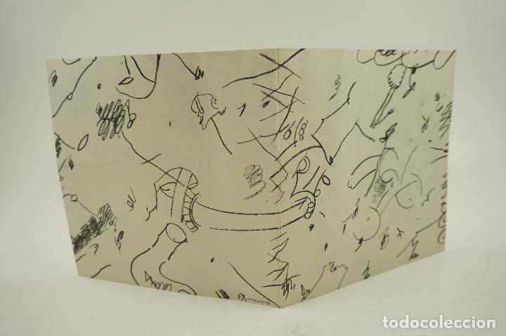 Arte: Guinovart, galeria Joan Prats, 1981, Barcelona. 20x20cm - Foto 2 - 106188455