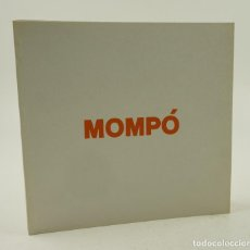 Arte: MOMPÓ, SALA PELAIRES, 1981, PALMA DE MALLORCA. 22X21CM. Lote 106916099