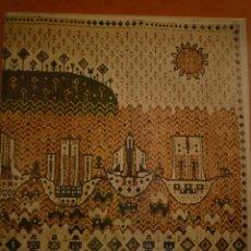 Arte: TAPICES HÚNGAROS CONTEMPORÁNEOS. SALA DE LA DIRECCIÓN GENERAL DE BELLAS ARTES. 1974. Lote 106968179