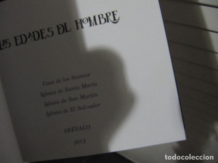 Arte: CATALOGO CREDO LAS EDADES DEL HOMBRE VEINTICINCO ANIVERSARIO AREVALO - Foto 3 - 107054179