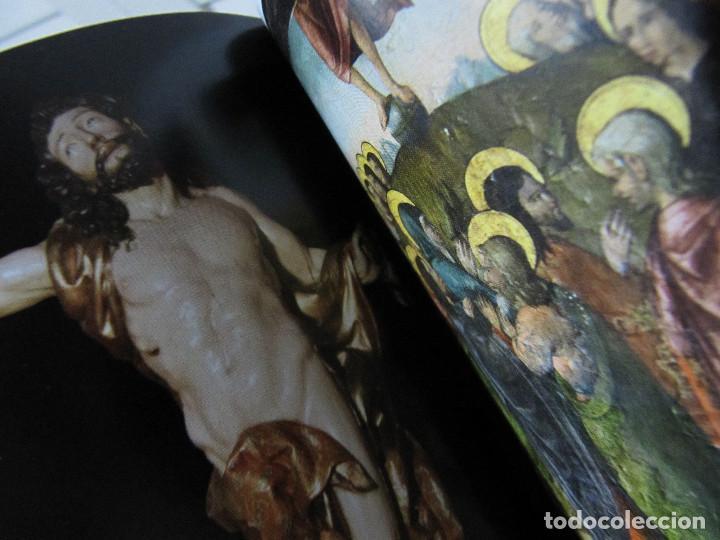 Arte: CATALOGO CREDO LAS EDADES DEL HOMBRE VEINTICINCO ANIVERSARIO AREVALO - Foto 4 - 107054179