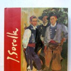 Arte: JOAQUÍN SOROLLA. CAJA DUERO 1998. CATÁLOGO DE PINTURAS DEL ARTISTA. ILUSTRADO. 193 PAGS. TAPAS DURAS. Lote 107503818