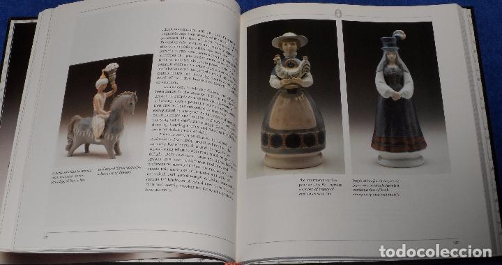 Arte: Lladró - The Magic World of Porcelan - Salvat Editores - Foto 6 - 107622527