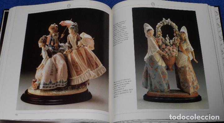 Arte: Lladró - The Magic World of Porcelan - Salvat Editores - Foto 9 - 107622527