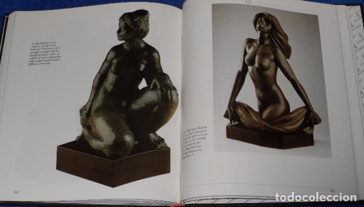Arte: Lladró - The Magic World of Porcelan - Salvat Editores - Foto 10 - 107622527