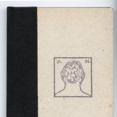 Arte: BRIGITTE SZENCZI, JUAN ANTONIO MAÑAS – TEXTO IGNACIO GÓMEZ DE LIAÑO - SEPHIRA GALERÍA 1992 - FIRMADO. Lote 107689187