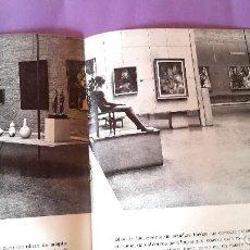 Arte: MUSEO NACIONAL DE ARTE CONTEMPORANEO DE MADRID - COLEGIO DE ARQUITECTOS - 1968. Lote 107896323