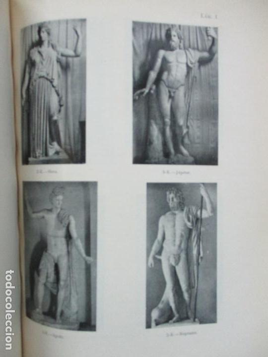 Arte: CATÁLOGO DE LA ESCULTURA. A. BLANCO. ED. MUSEO DEL PRADO. 1957. - Foto 7 - 108237719