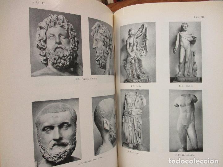 Arte: CATÁLOGO DE LA ESCULTURA. A. BLANCO. ED. MUSEO DEL PRADO. 1957. - Foto 8 - 108237719