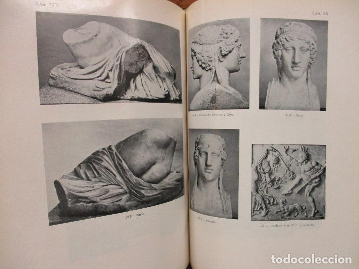 Arte: CATÁLOGO DE LA ESCULTURA. A. BLANCO. ED. MUSEO DEL PRADO. 1957. - Foto 9 - 108237719