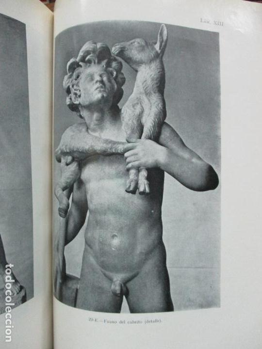 Arte: CATÁLOGO DE LA ESCULTURA. A. BLANCO. ED. MUSEO DEL PRADO. 1957. - Foto 10 - 108237719
