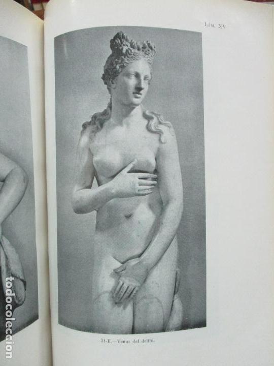 Arte: CATÁLOGO DE LA ESCULTURA. A. BLANCO. ED. MUSEO DEL PRADO. 1957. - Foto 11 - 108237719