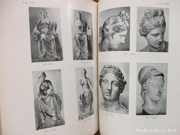 Arte: CATÁLOGO DE LA ESCULTURA. A. BLANCO. ED. MUSEO DEL PRADO. 1957. - Foto 12 - 108237719