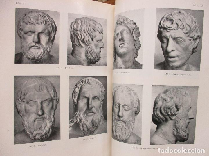Arte: CATÁLOGO DE LA ESCULTURA. A. BLANCO. ED. MUSEO DEL PRADO. 1957. - Foto 13 - 108237719