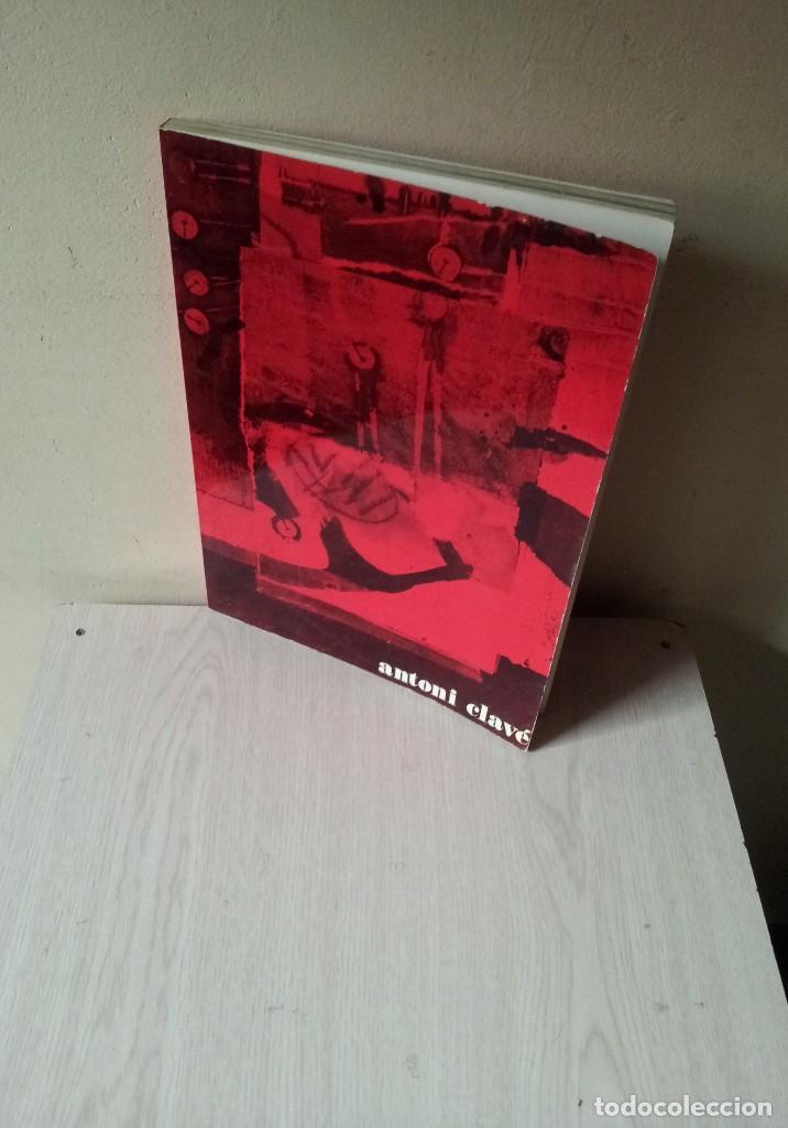 ANTONI CLAVE - PINTURAS,GOUACHES,ESCULTURAS,COLLEGES,OBJETOS,ASSEMBLAGES Y GRABADOS - 1939 A 1979 (Arte - Catálogos)