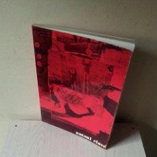 Arte: ANTONI CLAVE - PINTURAS,GOUACHES,ESCULTURAS,COLLEGES,OBJETOS,ASSEMBLAGES Y GRABADOS - 1939 A 1979. Lote 108308263