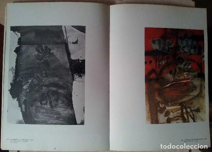 Arte: ANTONI CLAVE - PINTURAS,GOUACHES,ESCULTURAS,COLLEGES,OBJETOS,ASSEMBLAGES Y GRABADOS - 1939 A 1979 - Foto 3 - 108308263