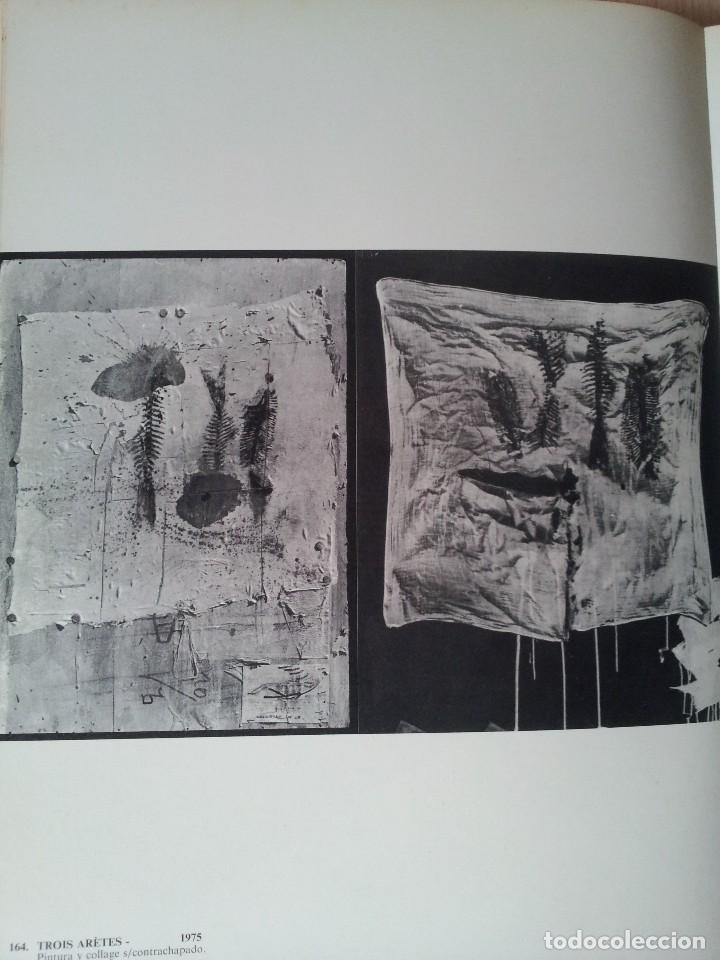 Arte: ANTONI CLAVE - PINTURAS,GOUACHES,ESCULTURAS,COLLEGES,OBJETOS,ASSEMBLAGES Y GRABADOS - 1939 A 1979 - Foto 4 - 108308263