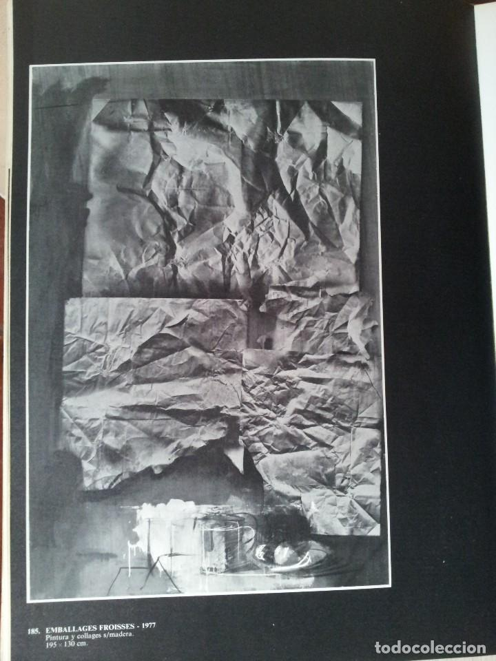 Arte: ANTONI CLAVE - PINTURAS,GOUACHES,ESCULTURAS,COLLEGES,OBJETOS,ASSEMBLAGES Y GRABADOS - 1939 A 1979 - Foto 5 - 108308263