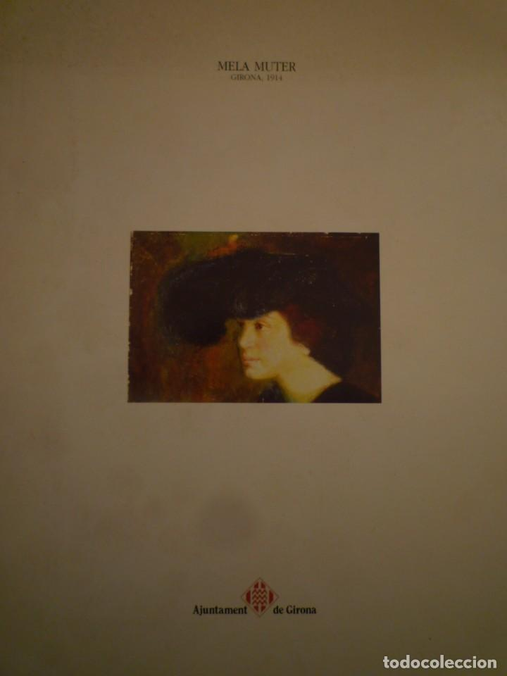 MELA MUTER. SALAS MUNICIPALES DE GIRONA. 1994 (Arte - Catálogos)