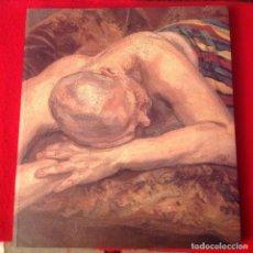Arte: CATÁLOGO DE LA EXPOSICIÓN DE LUCÍAN FREUD EN EL MUSEO REINA SOFÍA DE MADRID EN 1994. Lote 108615495