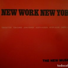 Art: NEW WORK NEW YORK. THE NEW MUSEUM. 1983. Lote 108820595