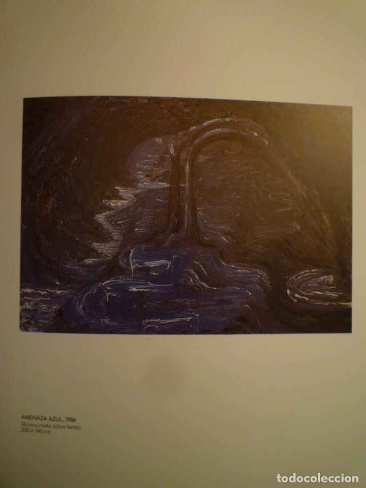 Arte: DIN MATAMORO. GALERIA OLIVA MARA. 1987 - Foto 4 - 109183391