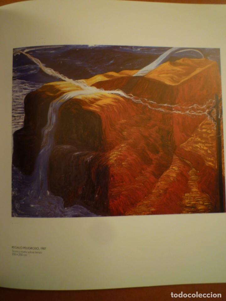 Arte: DIN MATAMORO. GALERIA OLIVA MARA. 1987 - Foto 6 - 109183391