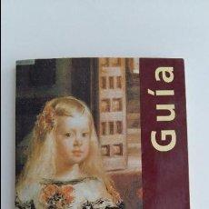 Arte: GUIA MUSEO DEL PRADO. ALDEASA. 1994. W. Lote 109330519