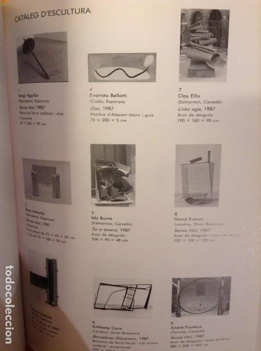 Arte: ART TRIANGLE BARCELONA 1987 (AJUNTAMENT DE BARCELONA) - Foto 11 - 109413031