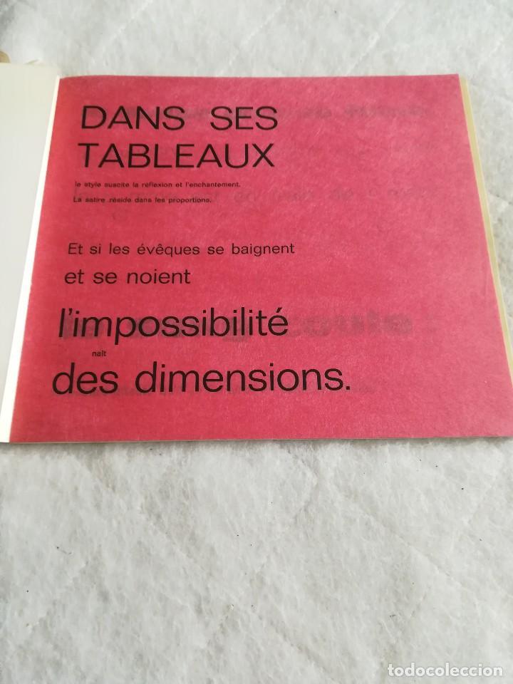 Arte: Botero, Textes d´Arrabal, en francés, 1969. - Foto 4 - 109645687