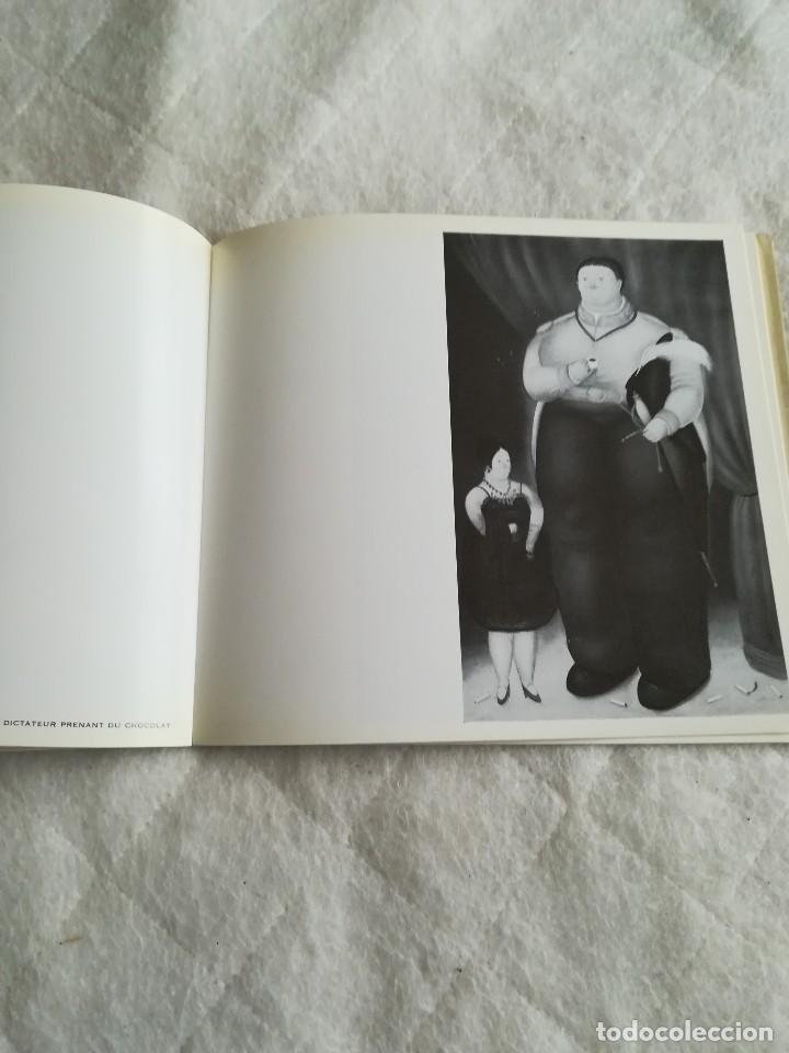 Arte: Botero, Textes d´Arrabal, en francés, 1969. - Foto 9 - 109645687