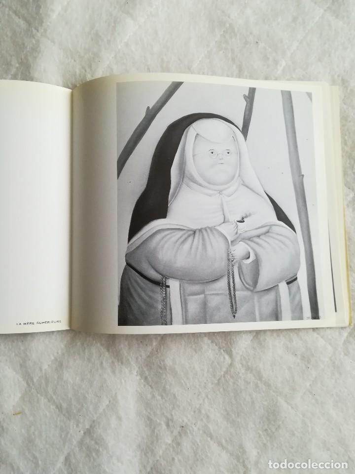 Arte: Botero, Textes d´Arrabal, en francés, 1969. - Foto 11 - 109645687