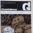 Arte: CUADERNOS GUADALIMAR Nº 18 ORLANDO PELAYO. Lote 109810167