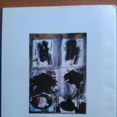 Arte: 1991 CATALÓGO CLAVÉ: ESPAIS CENTRE D ÁRT CONTEMPORANI. Lote 110124663