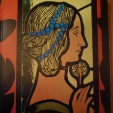 Arte: EL VITRALL MODERNISTA. FUNDACIÓ JOAN MIRÓ. 1994. Lote 110822159