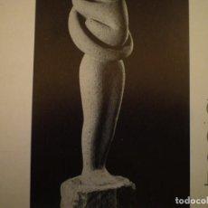 Arte: TOSIA MALAMUD. SALA GAUDÍ. 1975. Lote 110876955