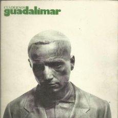 Arte: ANTONIO LOPEZ, ,CUADERNOS GUADALIMAR, Nº 2, AÑO 1977. Lote 111078495