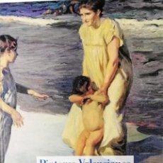 Arte: PINTORES VALENCIANOS EN EL MUSEO DE LA HABANA. CATÁLOGO DE LA EXPOSICIÓN, 1997. Lote 111504975