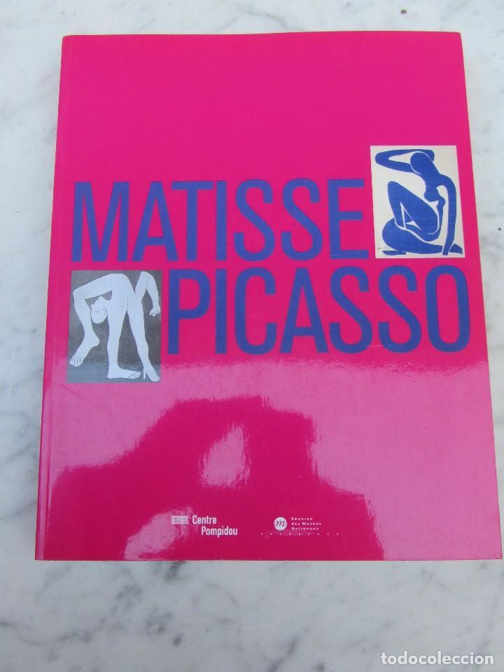 MATISSE PICASSO CENTRE POMPIDOU PARIS (Arte - Catálogos)