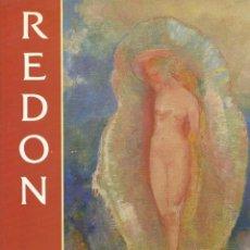 Arte: ODILON REDON (1840/1916), LA COL·LECCIÓ IAN WOODNER -MUSEU PICASSO 1989/90-. Lote 111630471