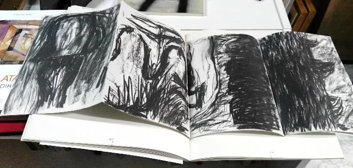 Arte: Georg Baselitz, Zeichnungen und druckgraphische werke, Kunstmuseum Basel, 1991 - Foto 5 - 111805619