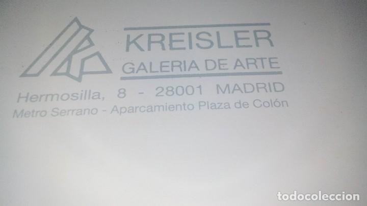 Arte: GLORIA TORNER-SEÑALES-CATALOGO EXPOSICION-KREISLER GALERIA DE ARTE - Foto 8 - 111879067