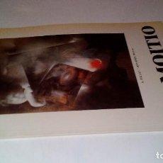 Arte: MOMOITIO-CATALOGO EXPOSICION-GALERIA ITXASO ZARAGOZA 1992. Lote 111879283