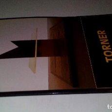 Arte: GUSTAVO TORNER-CATALOGO EXPOSICIÓN-CAZAR-ZARAGOZA-1988-PINTURAS ESCULTURAS. Lote 111932959